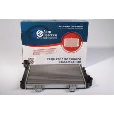 Радиатор водяного  охлаждения ВАЗ 2105 (алюм.) (пр-во Авто-Престиж)