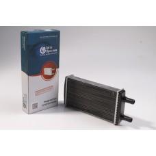 Радиатор отопителя Газель NEXT, Бизнес (алюм.) со спиралью (турбулизаторами)