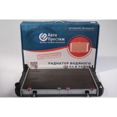 Радиатор водяного  охлаждения Газель Бизнес дв.4216 (2 рядн.алюм.)