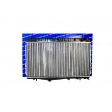 Радиатор водяного  охлаждения Chevrolet Lacetti 1.6, 1.8 16V мех.КПП