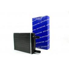 Радиатор отопителя Газель d=18 (алюм.) (пр-во Авто Престиж)