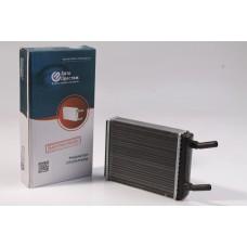 Радиатор отопителя Волга 2410 d=16 (алюм.) со спиралью (турбулизатор)