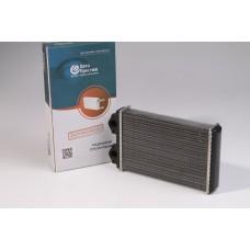 Радиатор отопителя Волга 31105,  3111 (алюм.) со спиралью (турбулизатор)