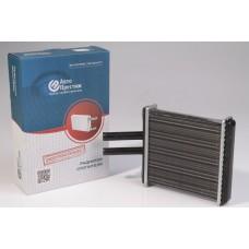 Радиатор отопителя DAEWOO Lanos Sens (алюм.) со спиралью (турбулизатор)