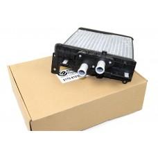Радиатор отопителя ВАЗ 2170 с кондиционером Panasonic,  паяный (алюминиевый)