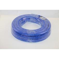 Шланг d8 (рукав) тосольный 8х16-1МПа (двухслойный армированный) силикон синий (пр-во Авто Престиж)