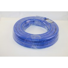 Шланг d16 (рукав) тосольный 16х24-1МПа (двухслойный армированный) силикон синий (пр-во Авто Престиж)